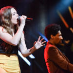 maggie rogers the late show with stephen colbert scott kowalchyk:cbs jon batiste