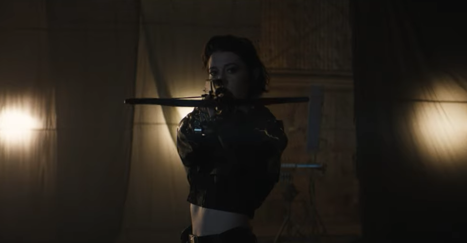 Mary Elizabeth Winstead as Huntress Birds of Prey The Fantabulous Emancipation of One Harley Quinn