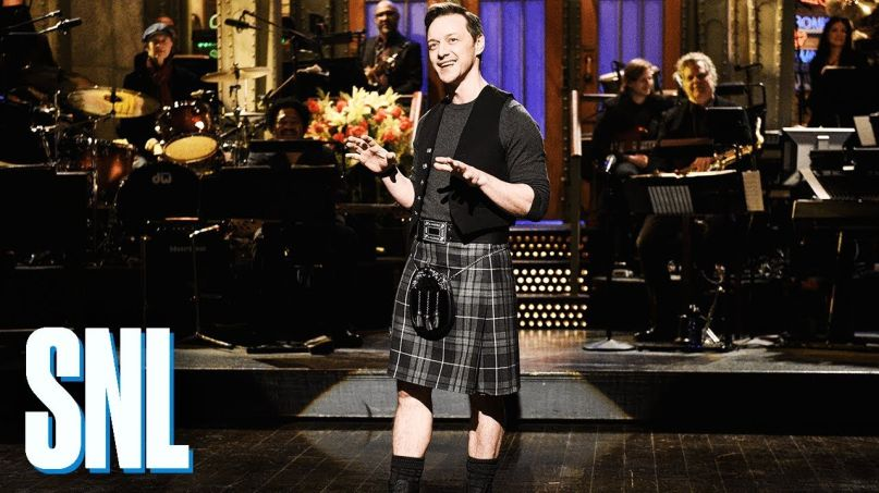 SNL James McAvoy