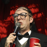 "Stream Neil Hamburger ""The Luckiest Man in This Room"" new song"