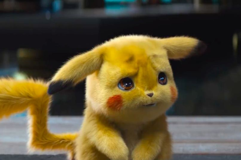 Detective Pikachu (Warner Bros.)