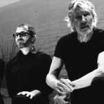 Roger Waters and his band take a knee
