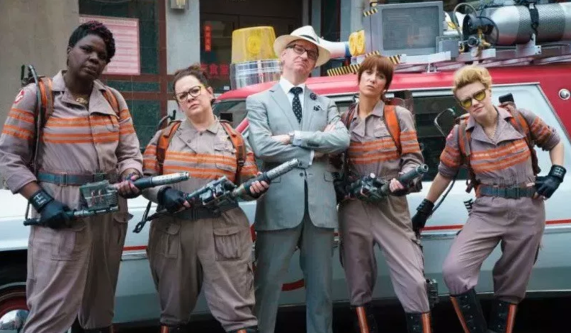 Paul Feig, Ghostbusters, Sony, Sequel, Reboot, 2016