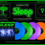 Sleep 4-LP Set