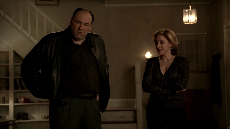 sopranos - made in america