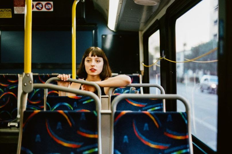 Stella Donnelly, photo by Pooneh Ghana beware the dogs old man stream