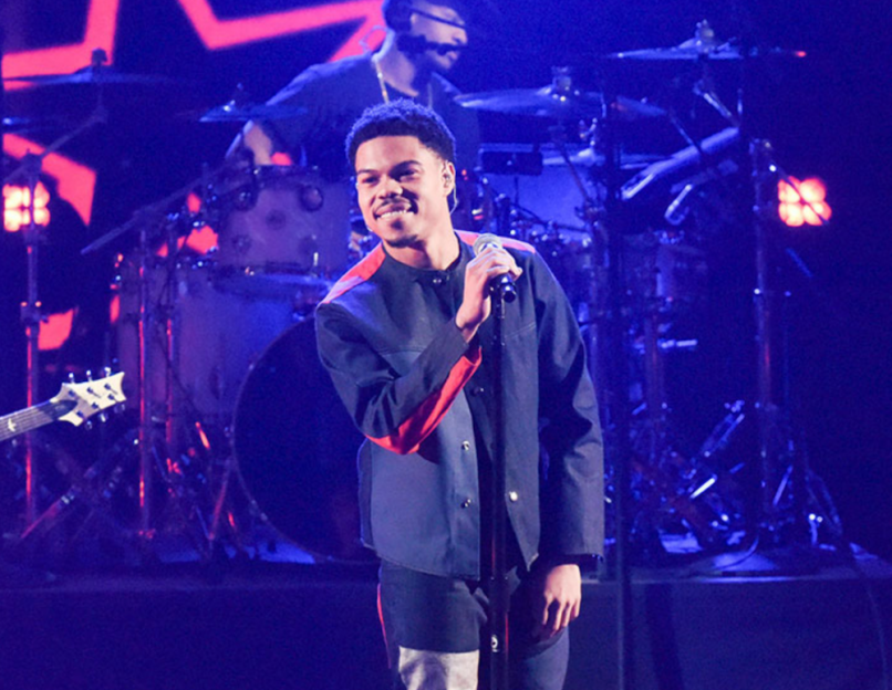 """Watch video Taylor Bennett """"Streaming Services"""" on The Late Show with Stephen Colbert"""