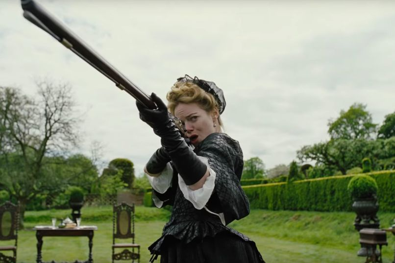 The Favourite, Fox Searchlight, Emma Stone
