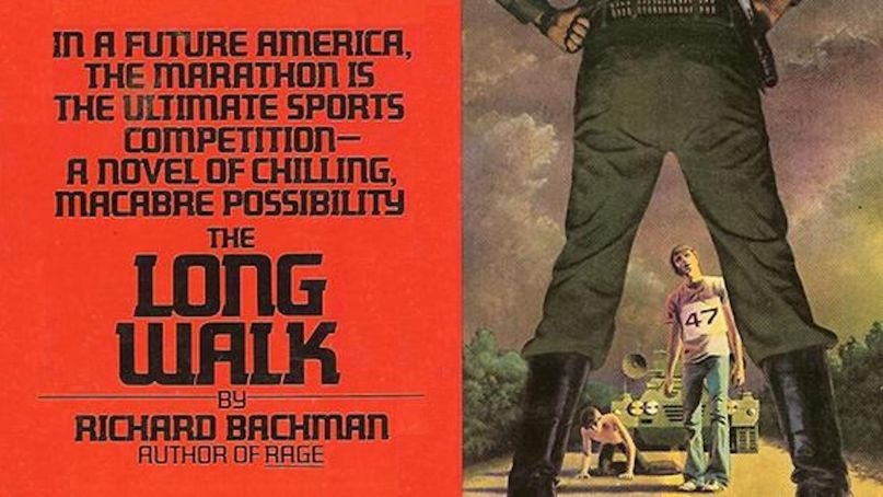 The Long Walk, Stephen King, Richard Bachman