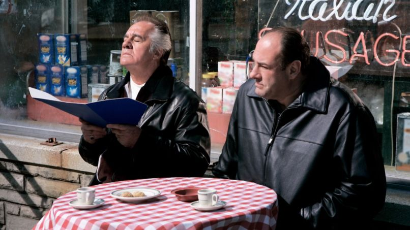 the sopranos, courtesy of hbo