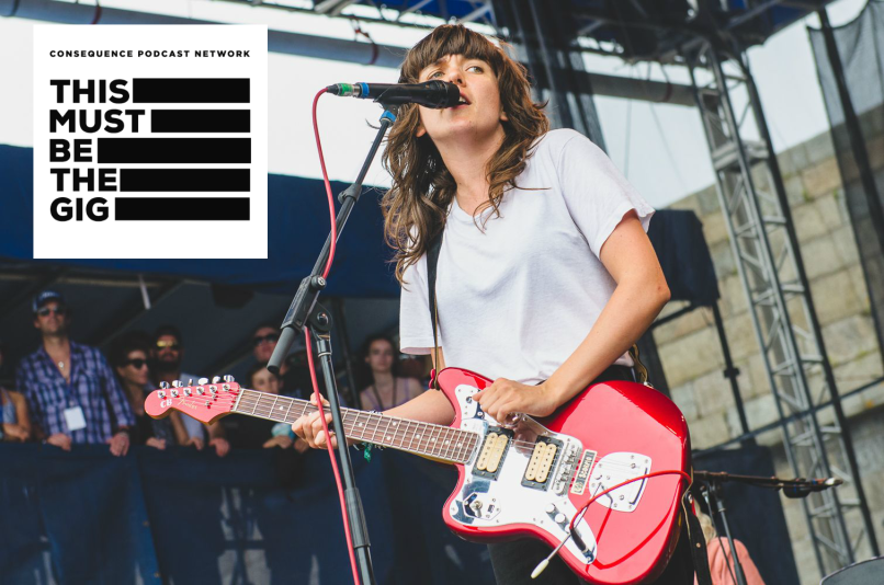 Courtney Barnett, This Must Be the Gig, Alternative, Podcast, Newport Folk Festival