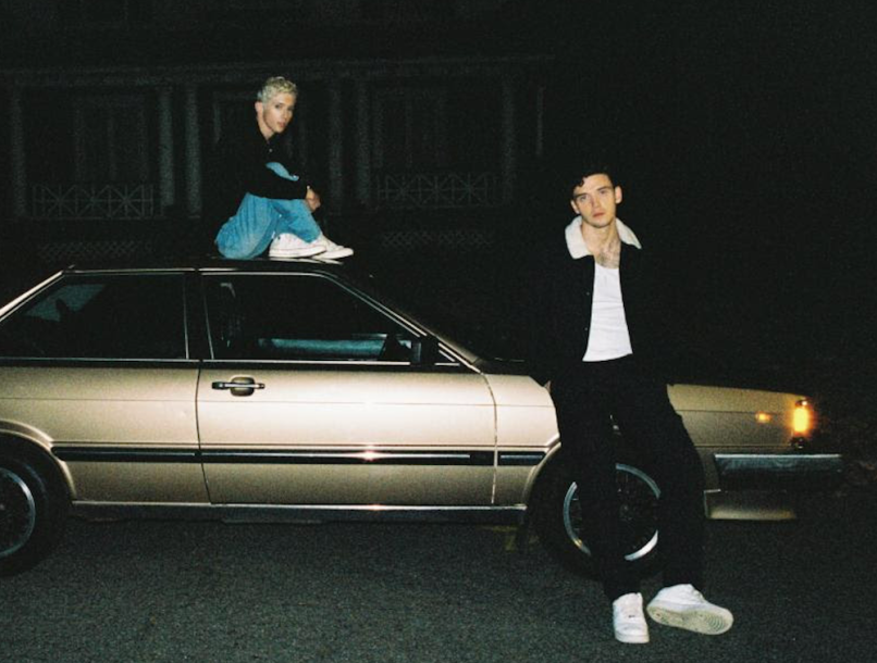 "Troye Sivan and LAUV ""I'm So Tired"" new song release"