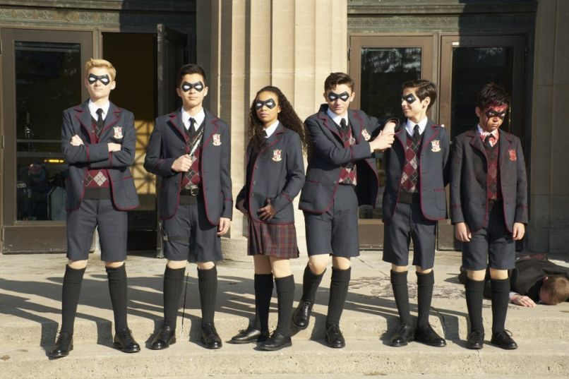 The Umbrella Academy (Netflix)