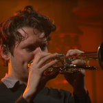 "Beirut ""Gallipoli"" Late show Stephen Colbert Zach Condon performance video"