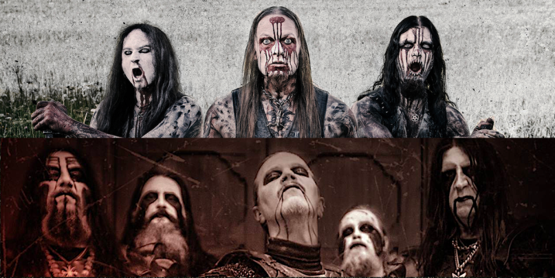 Belphegor and Dark Funeral