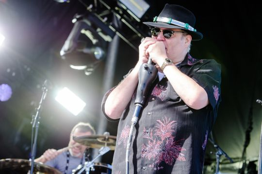 Blues Traveler KAABOO Cayman, Ben Kaye