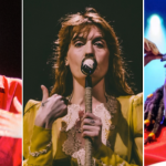Christine and the Queens (Will Oliver), Florence and the Machine (Lior Philips), Blood Orange (Ben Kaye)