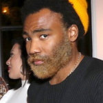 Donald Glover's beard