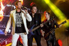 Duran Duran KAABOO Cayman, Ben Kaye