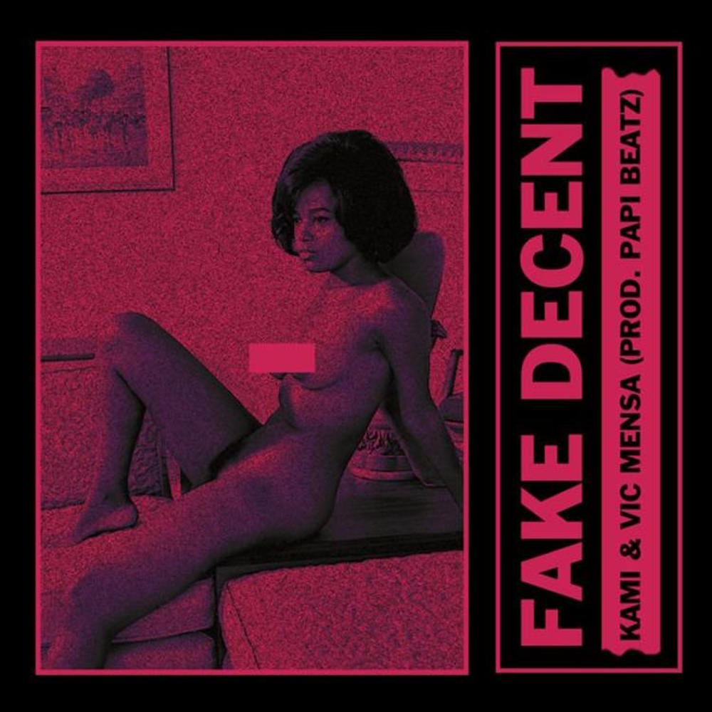 fake decent kami vic mensa singe artwork