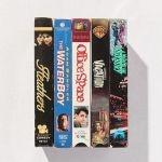 urban outfitters VHS five pack nostalgia movies