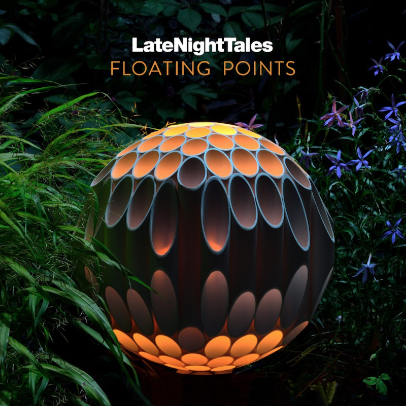 Floating points late night tales album artwork