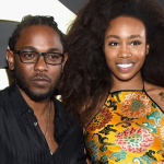 Kendrick and SZA, photo via Larry Busacca/Getty Images