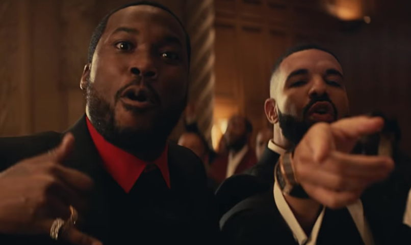 "Meek Mill Drake ""Going Bad"" music video release"