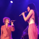 "Hayley Williams Kacey Musgraves cover Cyndi Lauper ""Girls Just Wanna Have Fun"" Nashville concert video"