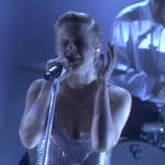 "Robyn ""Ever Again"" Ellen tv video performance"