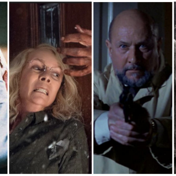Halloween, Donald Pleasence, Jamie Lee Curtis, Rob Zombie, John Carpenter