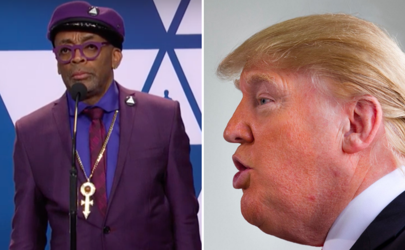 Spike Lee, Donald Trump, Oscars 2019, Racist Tweet