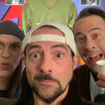 Jason Mewes, Kevin Smith, Jason Lee, Jay and Silent Bob Reboot, Shooting, 2019