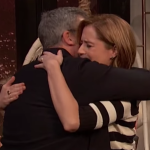 Steve Carell, Jenna Fischer, Busy Phillips, E!, The Office Reunion