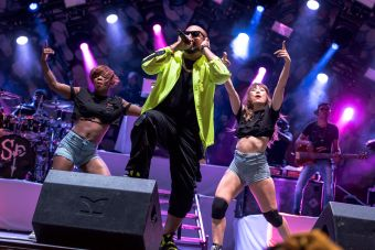 Sean Paul KAABOO Cayman, Ben Kaye