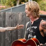 Shooter Jennings and Duff McKagan