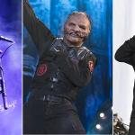 Slayer, Slipknot, and Korn