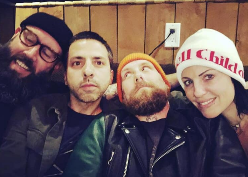 The Distillers 2019 North American tour dates reunion Brody Dalle