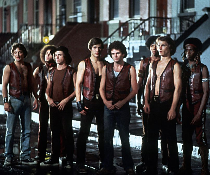 the warriors paramount action movie 1979 anniversary