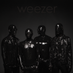 Weezer The Black Album TV on the Radio Dave Sitek New Album Artwork Cover