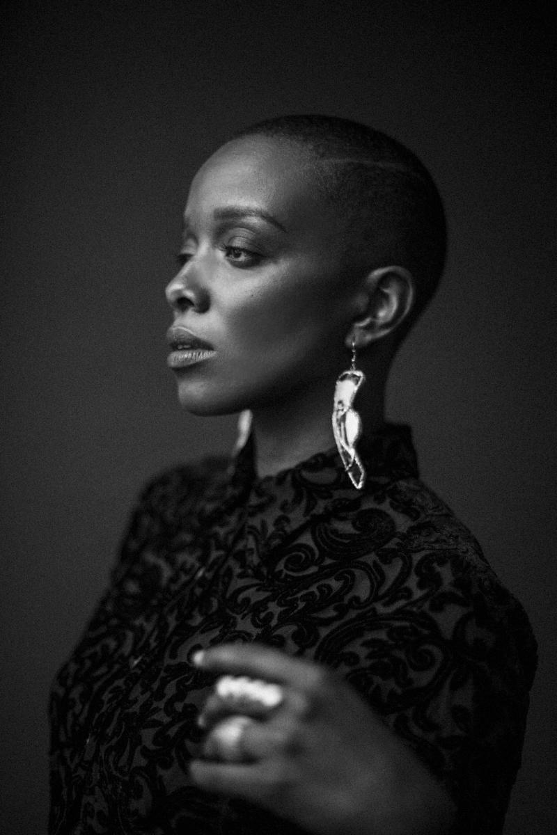 Jamila Woods, photo by Bradley Murray