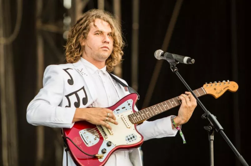 "Kevin Morby shares new song ""Nothing Sacred / All Things Wild"" and music video, photo by Philip Cosores"