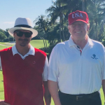 Kid Rock and Donald Trump