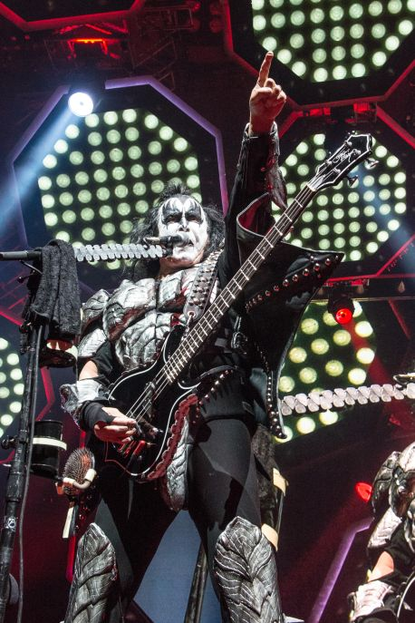 KISS at Madison Square Garden
