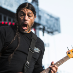 Metallica's Robert Trujillo