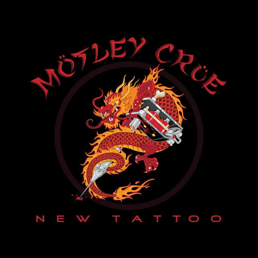 Motley Crue - New Tattoo