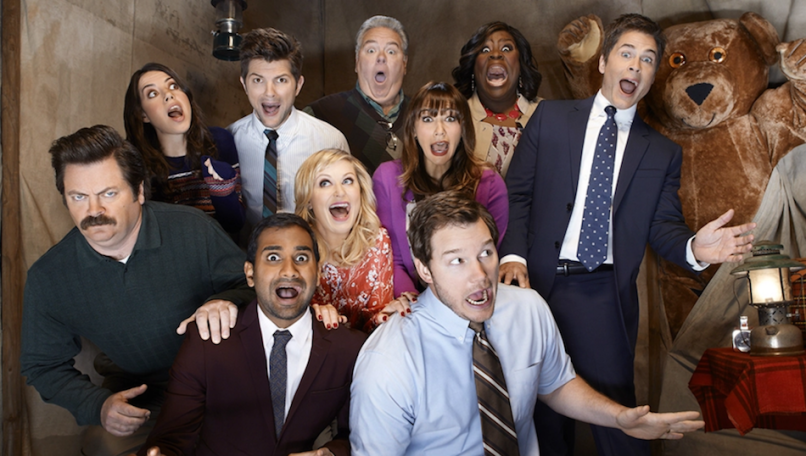 Parks and Rec 10th anniversary reunion revival tease