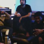 Saba Pivot Gang Studio Ground Rules Video Frsh Waters, MFnMelo