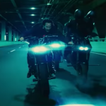 John Wick, Motorcycles, Swords, Guns, New Trailer