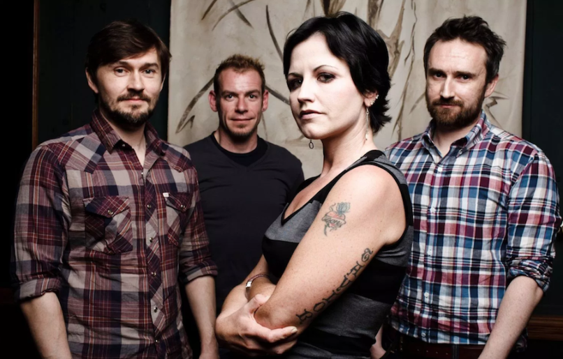 The Cranberries wake me when it's over new single song stream